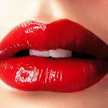 Schritt für Schritt zu perfekten Lippen