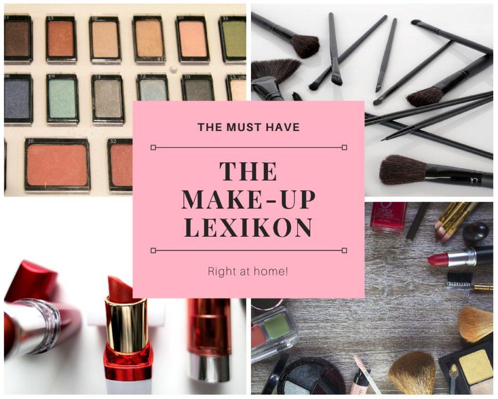 Make Up Und Beauty Lexikon Wenn Kosmetik Englisch Wirkt